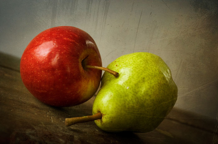 Apfel/ Birne