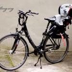 Römer Jockey Comfort Fahrradkindersitz