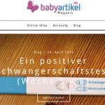 Schwangerschaftstagebuch