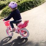 Wie lernen Kinder das Fahrradfahren?